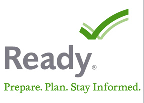 Ready dot gov logo