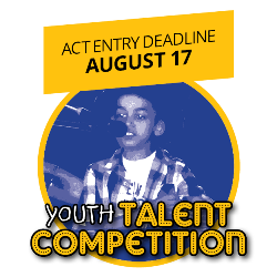 Youth Talent Show Logo