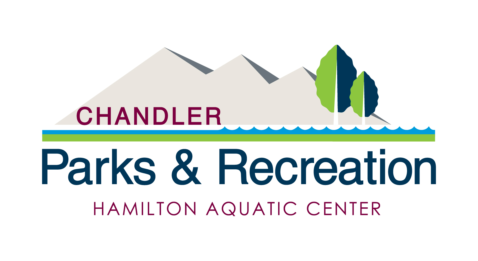 Hamilton Aquatic Center Logo