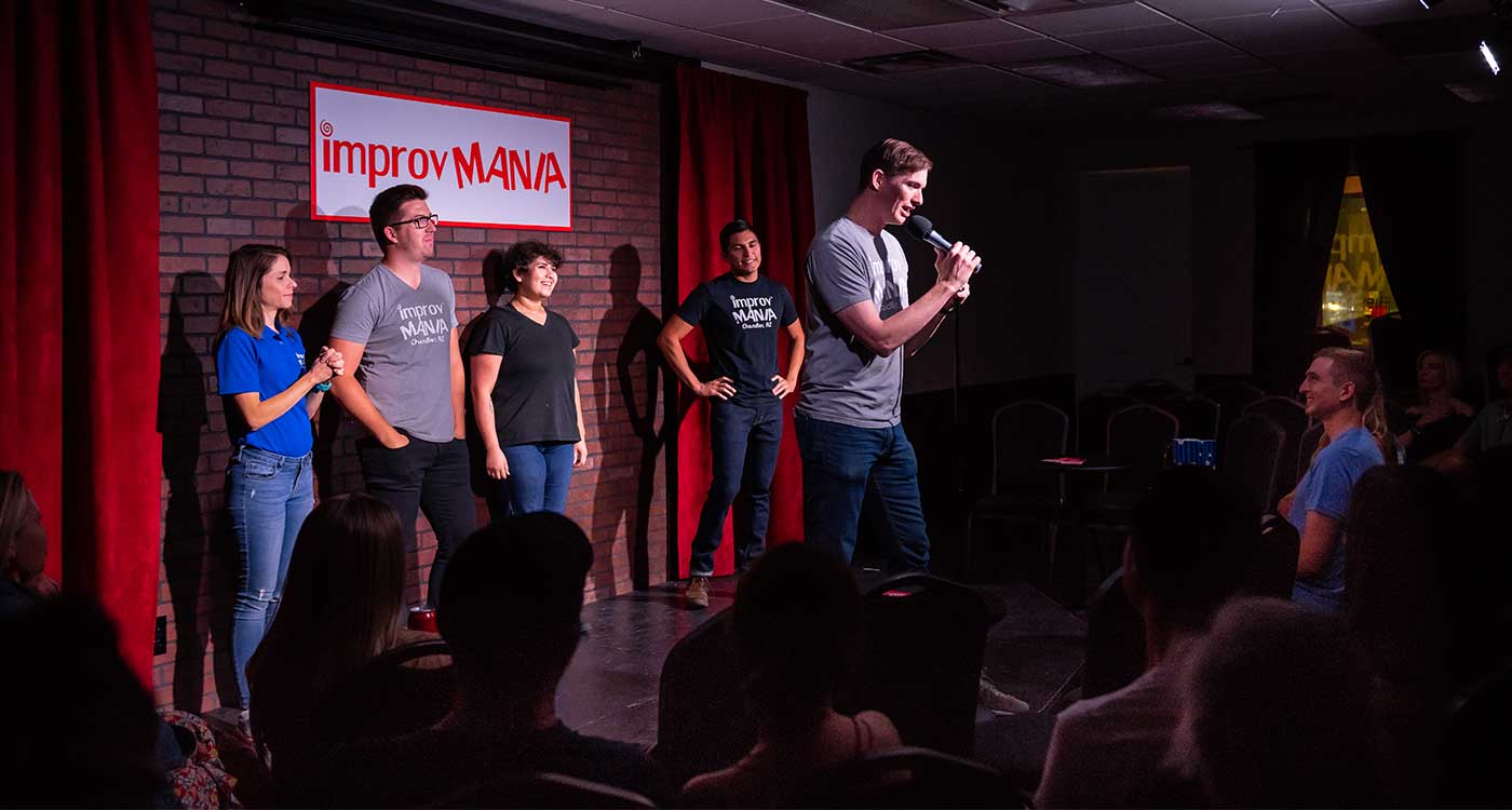 Downtown Chandler Improvmania