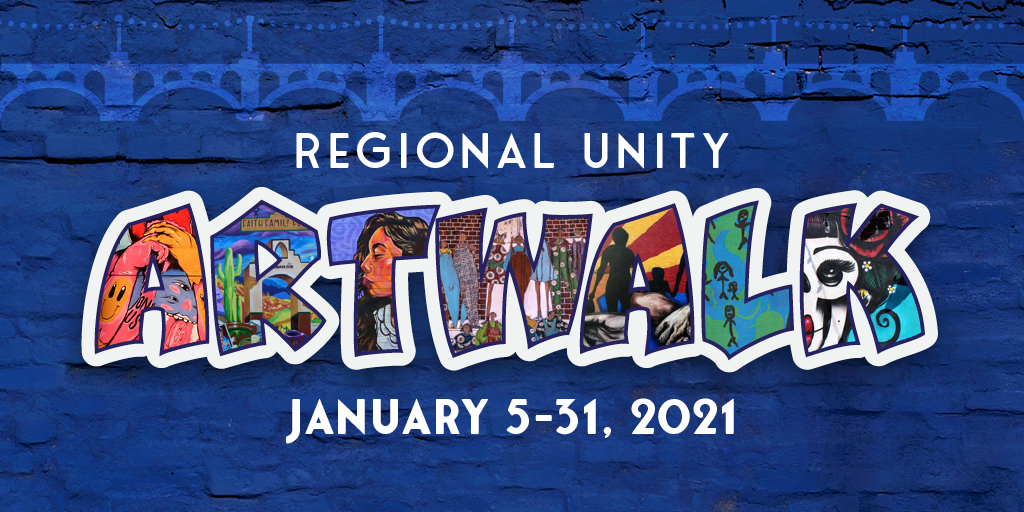 Regional Unity 'Art' Walk: A Visual Journey of Diversity, Culture and Equity