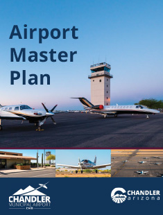 Airport Master Plan Cover