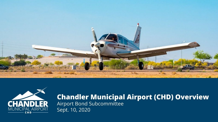 Airport Bond Subcommittee Presentation