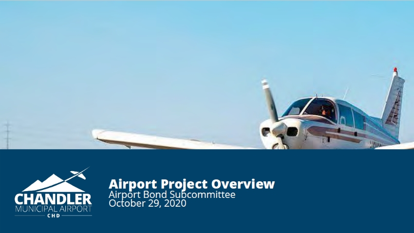 Airport Project Overview