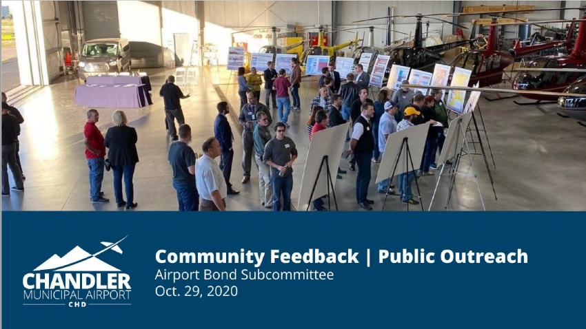 Public Outreach Discussion
