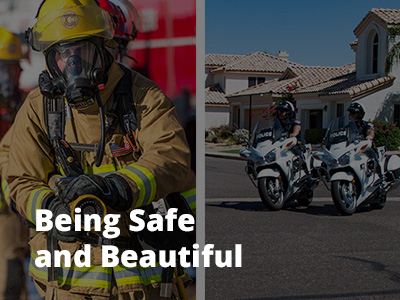 Being Safe and Beautiful