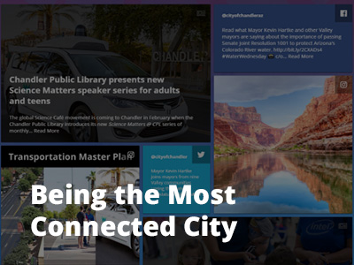 Being the Most Connected City