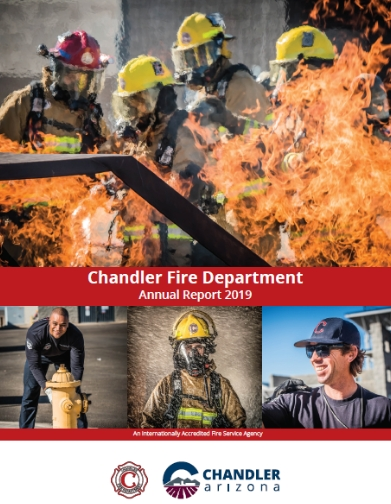 City of Chandler Fire Department Annual Report 2019