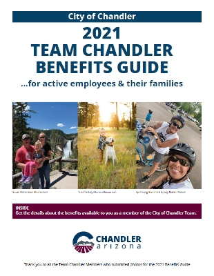 2021 City of Chandler Active Employee Benefits Guide