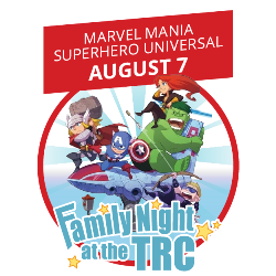 Family Night Superhero