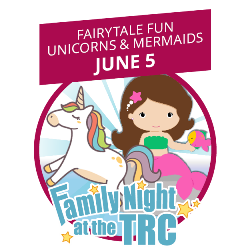 Family Night Unicorns and Mermaids