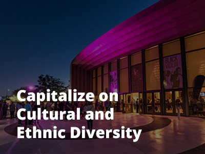 Capitalize on Cultural and Ethnic Diversity