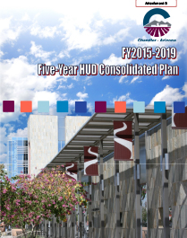 Five Year Consolidated Plan Cover