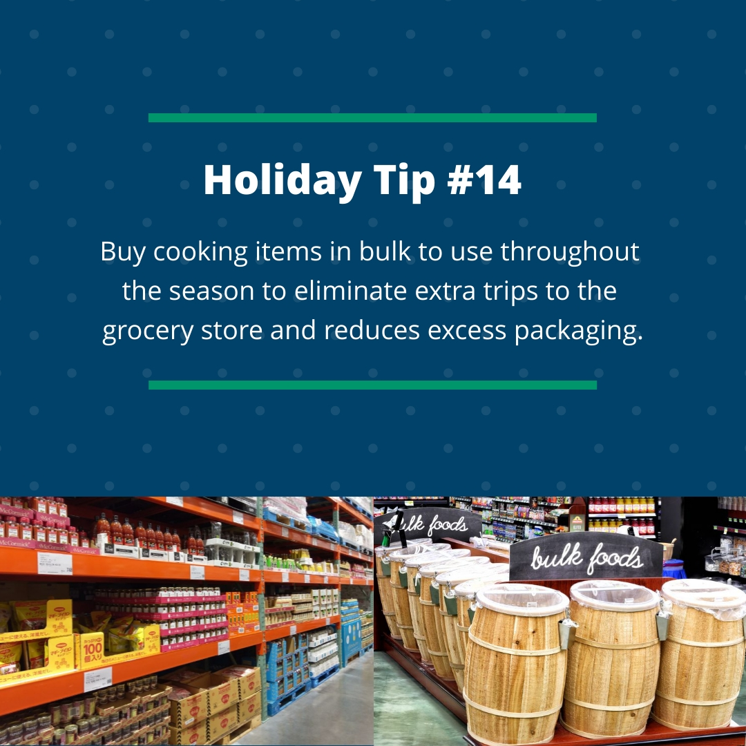 Holiday Tip #14