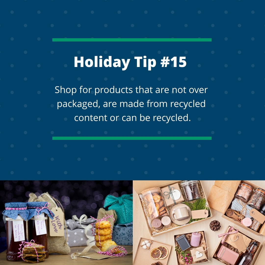Holiday Tip #15
