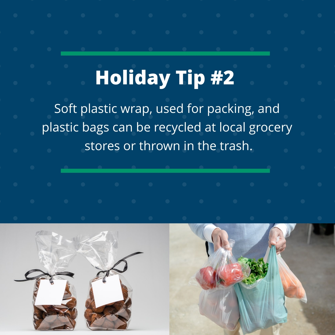 Holiday Tip #2