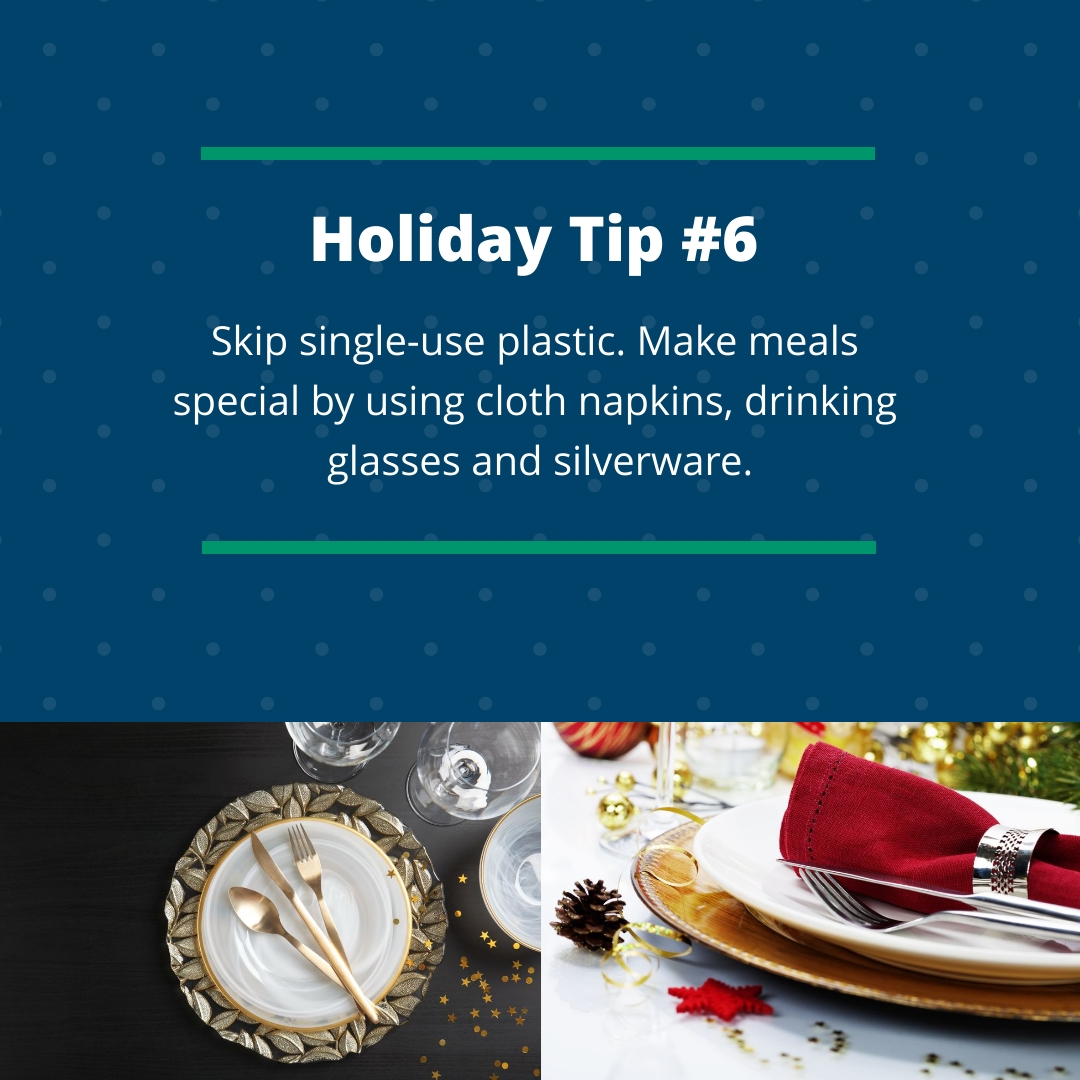 Holiday Tip #6