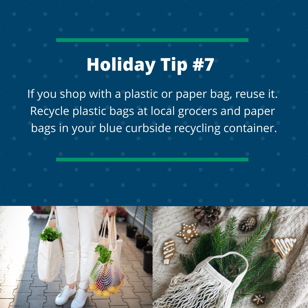 Holiday Tip #7