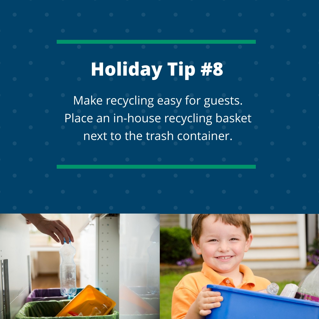 Holiday Tip #8