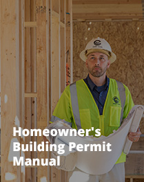 Homeowners Building Permit Manual