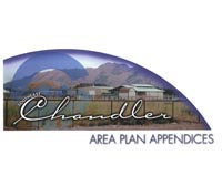 Southeast Chandler Area Plan - Appendices