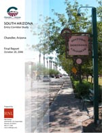 South Arizona Avenue Corridor Area Plan