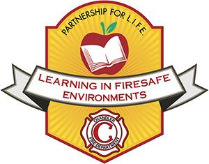 Chandler Fire Department Partnership for LIFE logo