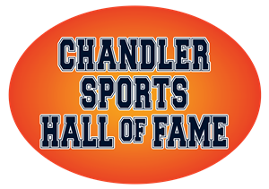 Chandler Sports Hall of Fame Logo