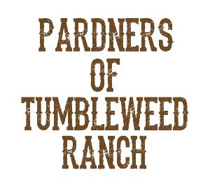 Pardners of Tumbleweed Ranch Logo