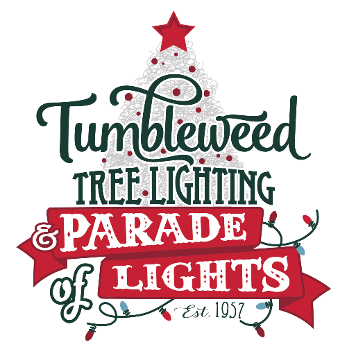Tumbleweed Tree Lighting and Parade of Lights