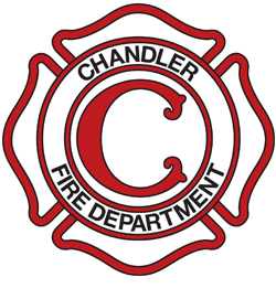 Chandler Fire Department logo