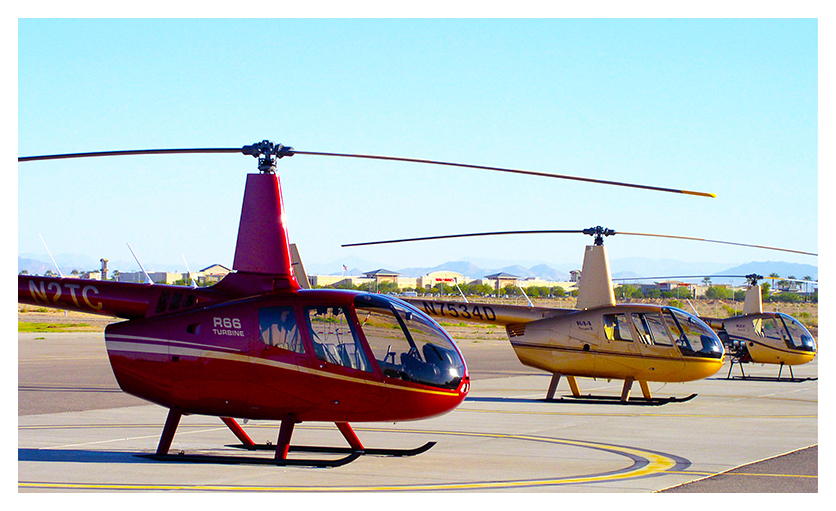 Chandler Municipal Airport Helipad