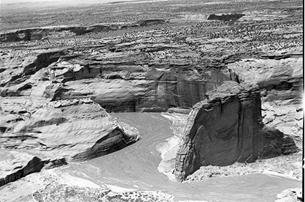 Oblique Views: Southwest Aerial Landscapes by Charles and Anne Lindbergh and Adriel Heisey