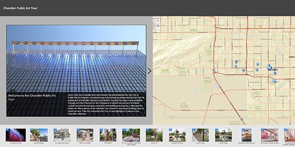 Map Liry | City of Chandler Chandler Zip Code Map on