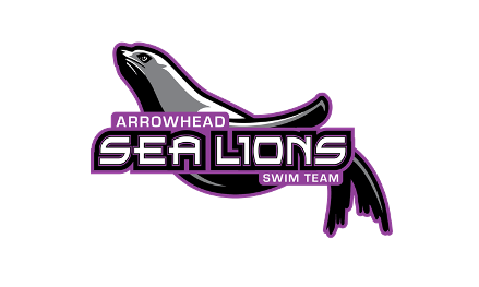 Rec Swim Team Logo Sea Lions