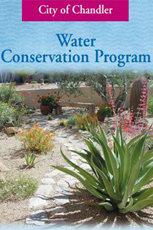 City of Chandler Water Conservation Program