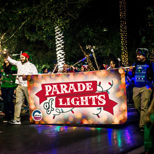 Parade Of Lights Banner