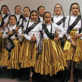 Instituto de Folklorico Mexicano