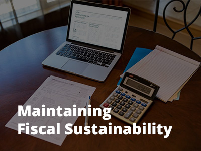 Maintaining Fiscal Sustainability