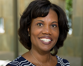Odette Moore, EconDev Research Specialist