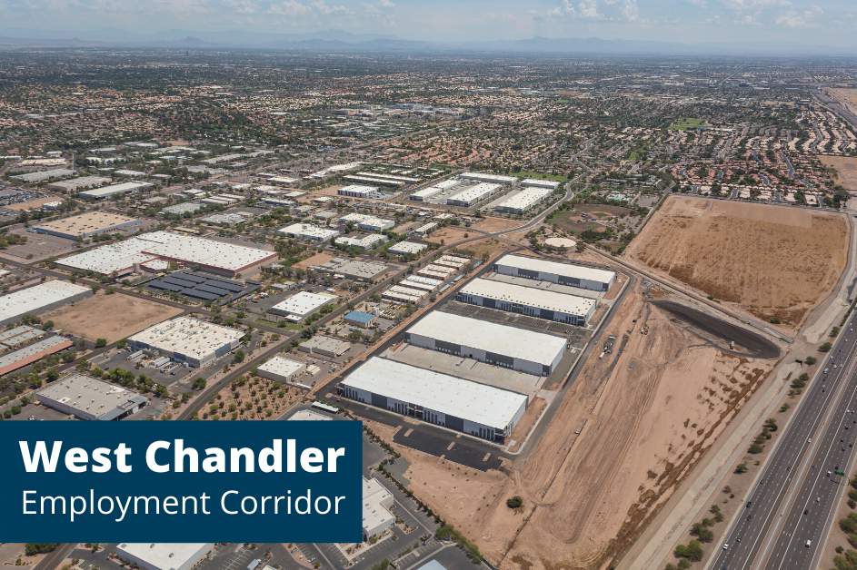 Employment Corridor: West Chandler
