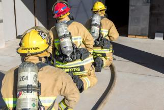 Chandler Firefighters