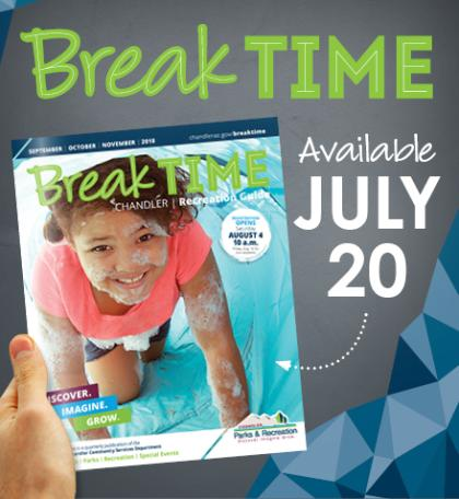 Break Time Available