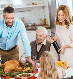 Our Stories: Stories Around the Thanksgiving Table