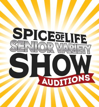 Spice of Life Auditions