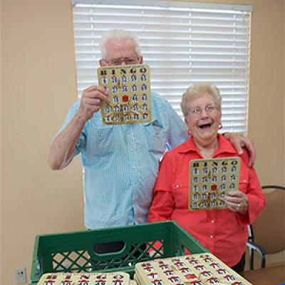 Chandler Senior Center Bingo