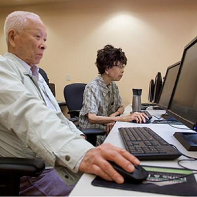 Chandler Senior Center Computers