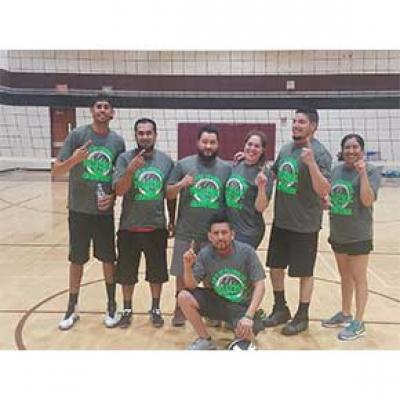 Adult Sports Volleyball Recreation Chivas