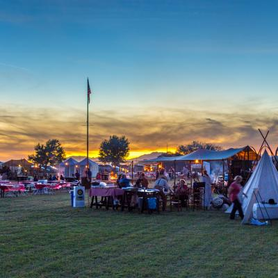Chandler Chuck Wagon Cook-off, 2017