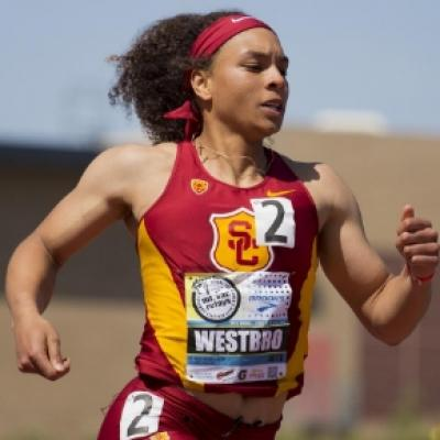 Ky Westbrook, Track and Field